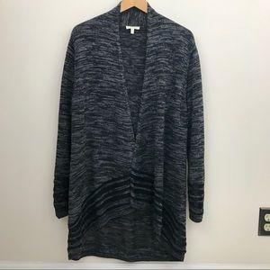 Eileen Fisher Peruvian Organic Cotton Cardigan EUC